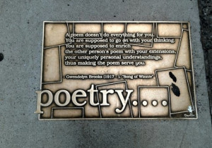 Cutting Poems Quotes Remember that poetry is in