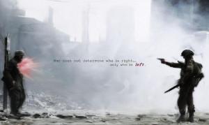 The War Way