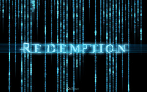 Redemption Matrix Style HD Wallpaper Download this free Christian ...