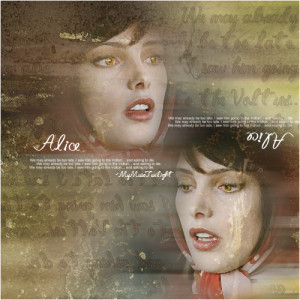 129. Alice Cullen Quote by MyMuseTwilight