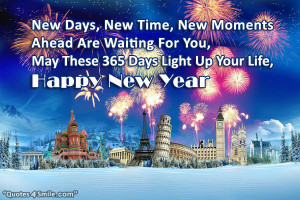 New Time New Days Waiting For You