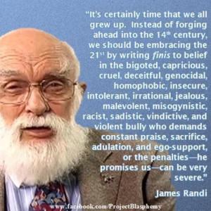 James Randi https://en.wikipedia.org/wiki/James_Randi rivaling with ...