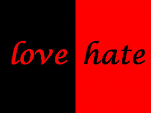 When Hate Turns to Love