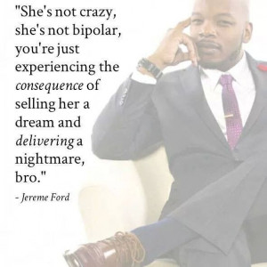 shes not the crazy one....