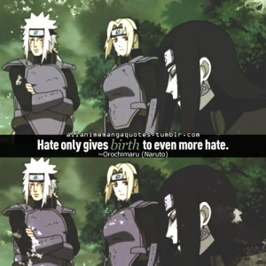 Orochimaru quote