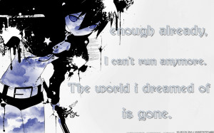 Anime Quotes About Darkness Quote 181 by Anime Quotes