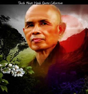 Buddhist Master Thich Nhat Hanh