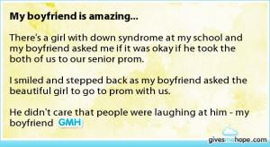 Amazing Boyfriend