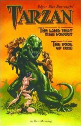 Edgar Rice Burroughs Tarzan...