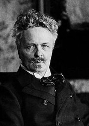 august strindberg 1849 1912 swedish playwriter biography august ...