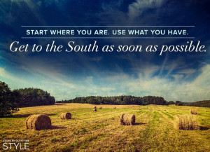12 Pearls of Southern Wisdom #countryoutfitter