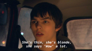 skins,tony stonem,nicholas hoult,boy,hot,teen,quote,text