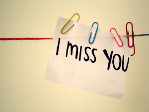 home i miss u
