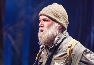 ... Leydenfrost plays homeless vet Lyman in Lanford Wilson 39 s 39 Redwood