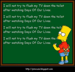 Simpson The Blackboard Pics