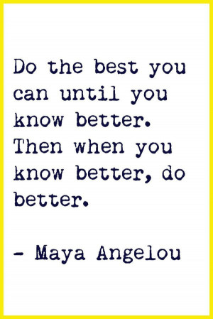 20 Most Inspirational Maya Angelou Quotes