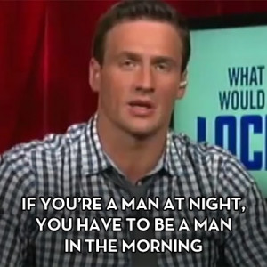 Ryan Lochte Quotes