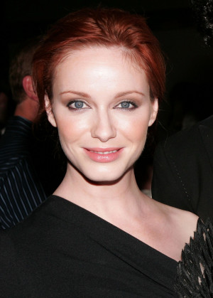 The Christina Hendricks Handbook