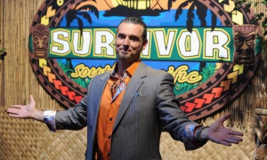 ... pictures from the 'Survivor: South Pacific' reunion show! Getty Images