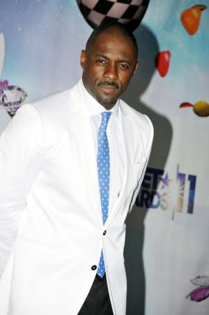 Idris Elba attends the 2011 BET Awards held at the Shrine Auditorium