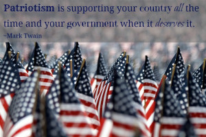 All of these quotes articulate so perfectly what patriotism really ...