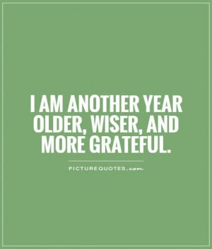 Birthday Quotes Grateful Quotes