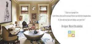 Great Interior #Design Quote...