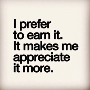 ShareIG #selfmade Hustle hard ladies. Having a man that spoils you is ...