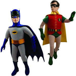 ... Boy Wonder have a few things to say with the 1966 Batman and Robin