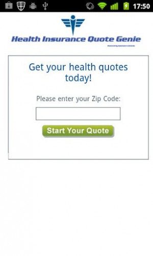 Health Insurance Quotes Genie