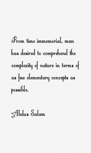 Abdus Salam Quotes & Sayings