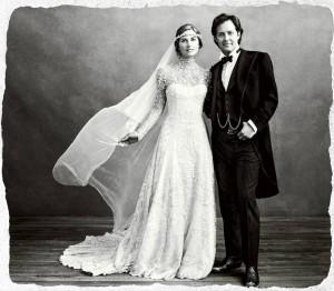 Lauren Bush And David Laurens