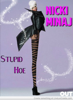 Stupid Hoe Pic