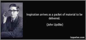 More John Updike Quotes