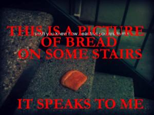 bread #lol #hipster edits #instagram quote rebuttals