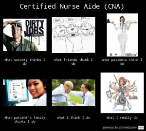 Certified Nursing Assistant Quotes