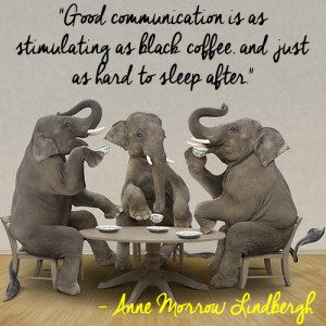 Talk The Walk: Good Communication To Pass Along [QUOTE CARDS]