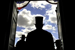 Was Lincoln's quote about government hypocritical?