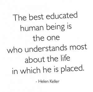 Inspirational Quotes: Helen Keller