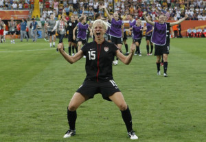 Megan Rapinoe Soccer Quotes In a recent interview with out magazine ...