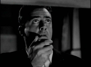 ... Raymond Burr) in the Japanese science fiction Gojira (1954) [released