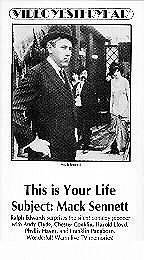This Is Your Life - Mack Sennett!