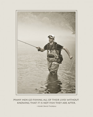 Funny Fly Fishing Quotes Image