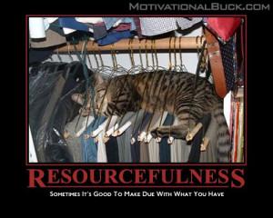 Key Leadership Qualities - Resourcefulness