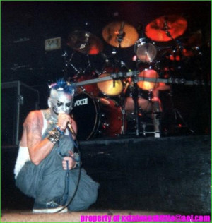 Mudvayne members pictures - Chad