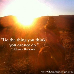 Here's to wild cowgirls and the horses they ride!