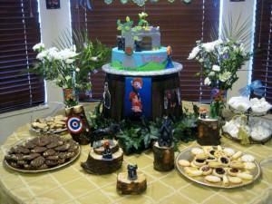 brave parties birthday parties ideas parties braveparti birthday party ...