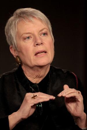 Jill Tarter SETI Director Jill Tarter of the television series quot ...