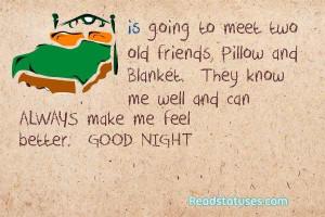 best Bedtime status