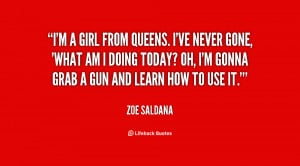 AM a Girl Quotes